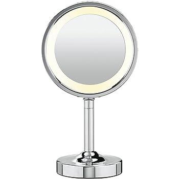 Amazon Com Revlon Magnifying Lighted Vanity Mirror Home