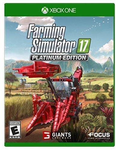 Farming Simulator 17 Platinum Edition - Xbox One (Farm Simulator Xbox 360)
