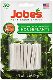product image for Jobe's Indoor Beautiful Houseplants Fertilizer Food Spikes - 30 Pack