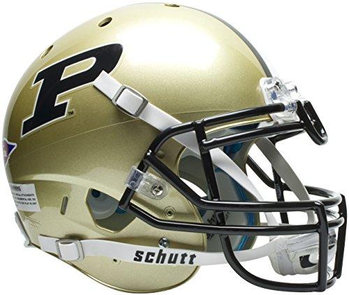 NCAA Purdue Boilermakers Authentic XP Football Helmet