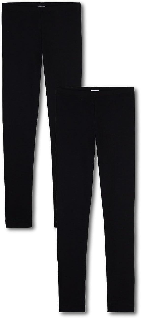 Sanetta Unisex Unterhose lang im Doppelpack aus 100/% Bio-Baumwolle