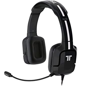 TRITTON Kunai Wired Surround Sound Gaming Headset Over Ear Auriculares con micrófono para PS4, Xbox