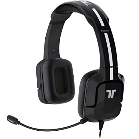 TRITTON Kunai Wired Surround Sound Gaming Headset Over Ear Auriculares con micrófono para PS4, Xbox One, Nintendo 3DS, PC, Mac y más: Amazon.es: Videojuegos