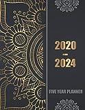 2020-2024 Five Year Planner: 60 Months