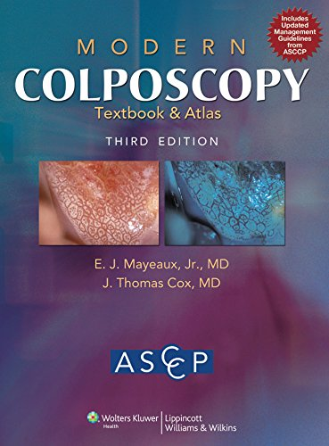 Modern Atlas - Modern Colposcopy Textbook and Atlas