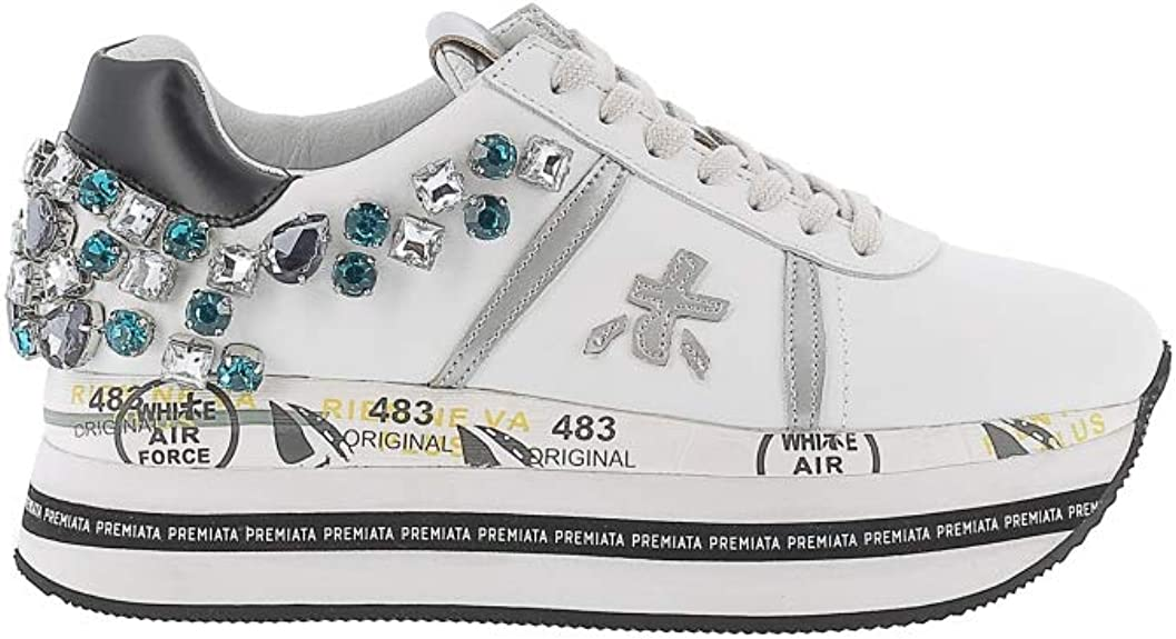 PREMIATA Sneakers Beth in Leather and