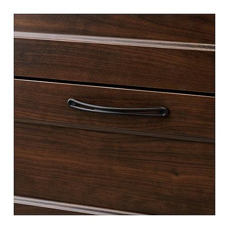 Ikea Songesand 903.667.78 - Cómoda (4 cajones), Color marrón ...