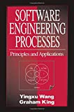 img - for Software Engineering Processes: Principles and Applications book / textbook / text book