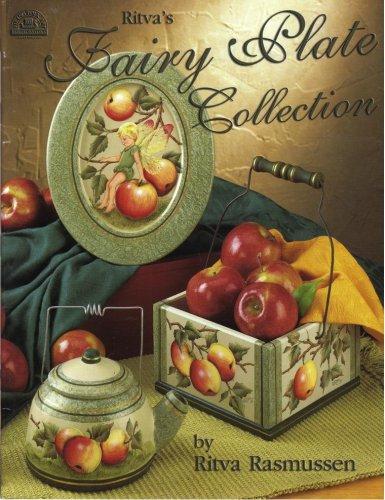 Fairy Plate Collection: Ritva Rasmussen: 9781588910646: Amazon.com ...