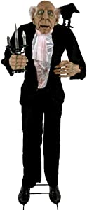 Morris Costumes Butler Animated