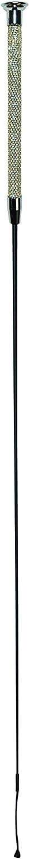Perri's Grip Dressage Whip, Crystal, 110cm