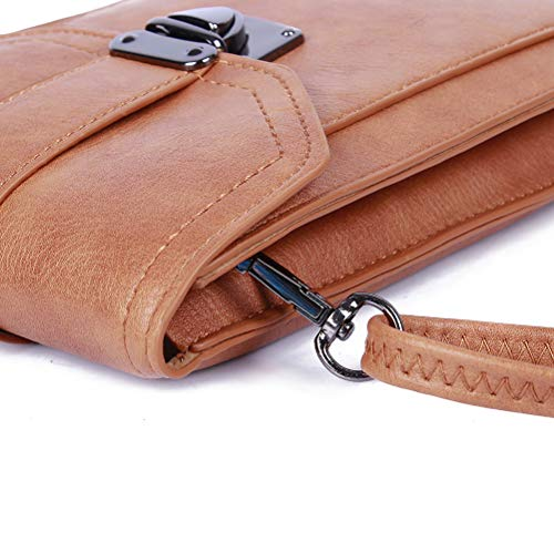 Small Crossbody Bags, Cell Phone Purse Wallet Bags for women by TENXITER by TENXITER (Image #6)