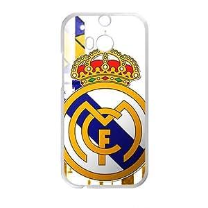 Real Madrid Club de F?2tbol StylishHigh Quality Comstom Plastic case cover For HTC M8
