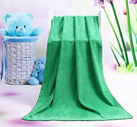 suhang toalla de baño Puro Algodón Dibujos Animados Toalla de baño adulto macho y hembra niños arena super absorbente toalla de baño grande, 180X80cm, ...