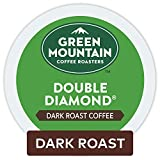 Green Mountain Double Black Diamond CoffeeK-Cup Portion Pack for Keurig Brewers, 96-Count