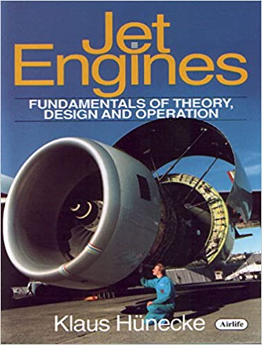 The Jet Engine Book