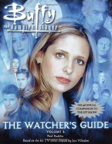 Watchers Guide Buffy Vampire Slayer product image