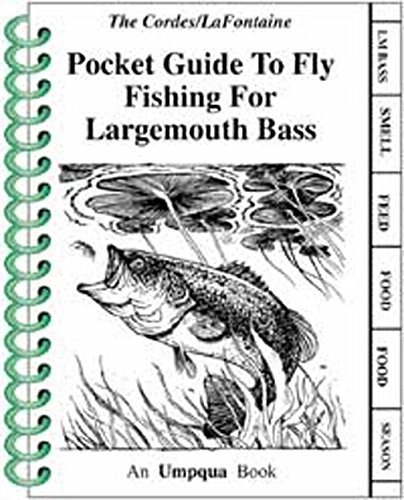 Mouth Pockets - Pocket Guide to Fly Fishing Large Mouth Bass (PVC Pocket Guides)