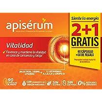 -23% de descuento en Apisérum Pack Vitalidad Cápsulas