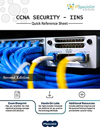 CCNA Security (IINS 210-260) Second Edition Quick Reference