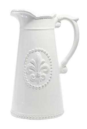 Amazon Victorian Ceramic Flower Vase Pitcher 91x6x46