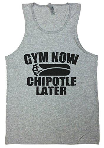 mens-running-gym-tank-top-gym-now-chipotle-later-runners-shirt-funny-threadz-medium-grey