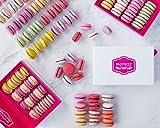24 Macarons Pack : Handmade French Macarons - Baked Upon Order