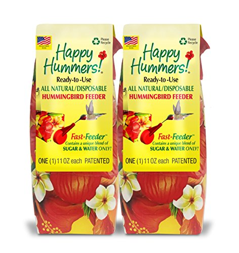 eznectar-happy-hummers-all-natural-disposable-hummingbird-fast-feeder-11-fl-oz-2-piece