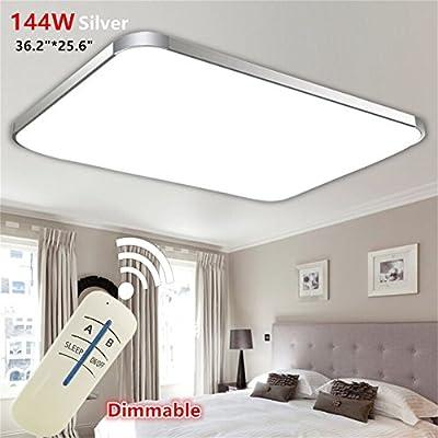 AURARA AUSTRALIS Aluminum and Lampada AC110V 12W Fixture LED Ceiling Light for Bedroom Living Room