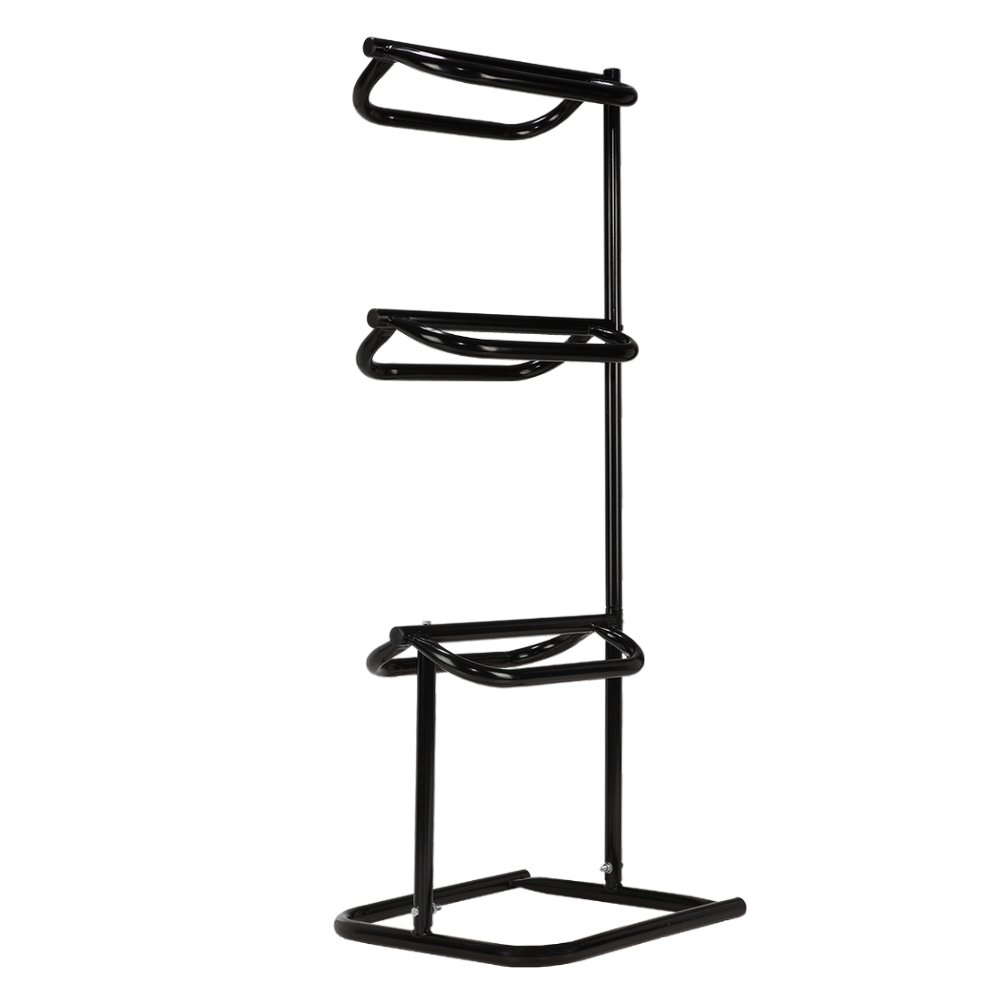 Barnsby Saddlery Deluxe 3-Tier Saddle Storage Display Rack