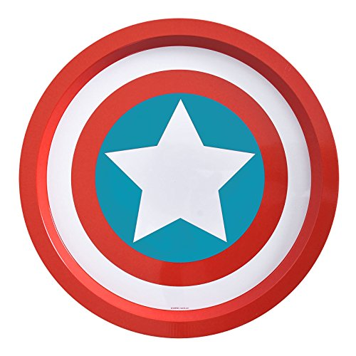 Star Cutouts Ltd Captain America TIN Tray - MAR