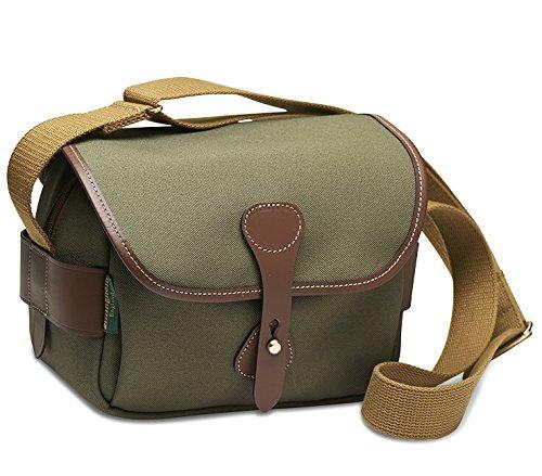billinghams2 Shoulder Bag (Sage FibreNyte/チョコレートレザー) B01JA5FUIM