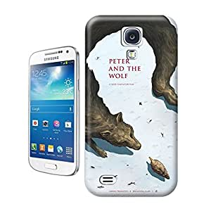 Unique Phone Case Design Inspiration Peter and the Wolf Hard Cover for samsung galaxy s4 cases-buythecase wangjiang maoyi