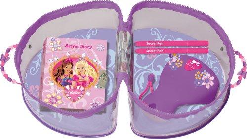 IMC 791039 Barbie - Diario secreto con bolso