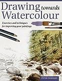 Drawing Towards Watercolor, P. Woolley, 0715319981