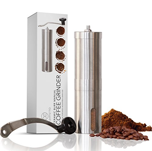 Consistent Stainless Adjustable Excellent Espresso product image