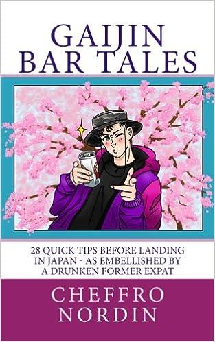 Gaijin Bar Tales: 28 quick tips before landing in Japan - as