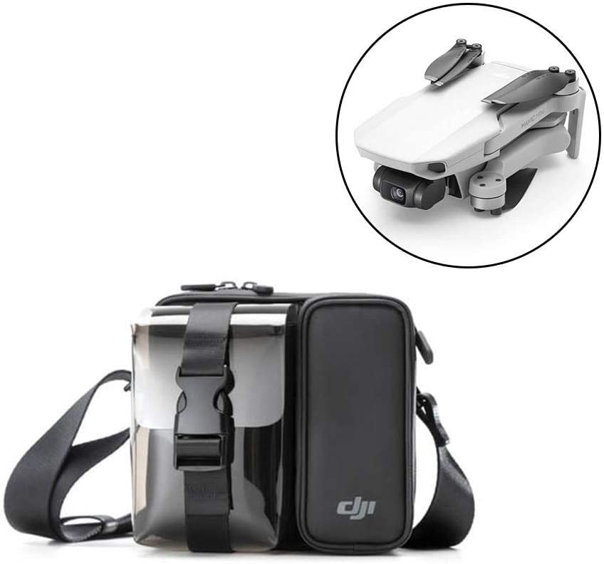vividesire Mini Backpack is Designed for The Mini Osmo Pocket Camera Osmo Action Camera and Accessories Security