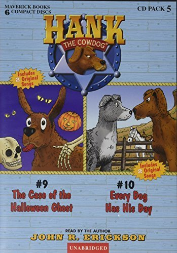 The Case of the Halloween Ghost / Every Dog Has His Day (Hank the Cowdog) by John R. Erickson (2002-07-03) ()