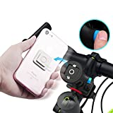 SENREAL Bakeey Universal Bicycle Stand Holder Mount Phone Bracket Clip for iPhone Xiaomi Samsung