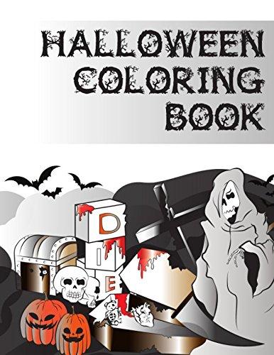drawing halloween - 7