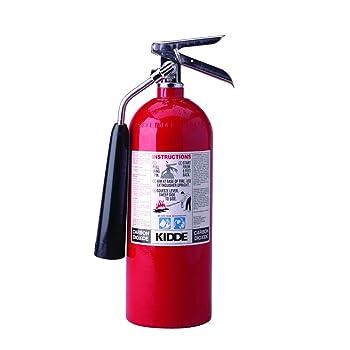 Kidde Carbon Dioxide Home Fire Extinguisher