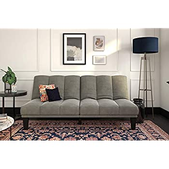 Amazon Com Dhp Hamilton Estate Premium Futon Sofa Sleeper