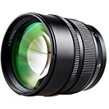ZHONGYI 85mm F/1.2 Large Aperture Medium Telephoto Prime Speedmaster Lens with Lens Hood for Canon EF Mount EOS DSLR Camera 100D 350D 450D 500D 600D 650D 700D 750D 760D 1000D 1100D 1200D 10D 20D 30D 40D 50D 60D 70D 1D 1D Mark II 1D Mark III 1D Mark IV 1Ds 1Ds Mark II 1Ds Mark III 1DX 5D 5D Mark II 5D Mark III 5DS 5DS R 6D 7D 7D Mark II with TARION Case