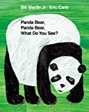 img - for Panda Bear, Panda Bear, What Do You See? (Brown Bear and Friends) book / textbook / text book