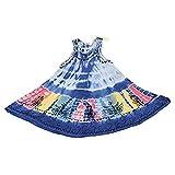 Children's Summer Dress: Blue XL