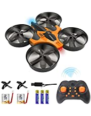 GEEKERA Mini Drone for Children, Helicopter Kids Drone with Gesture Controlled Remote Controlled Toss / Shake Takeoff Gifts for Boys Girls Teenagers Adults and Beginners