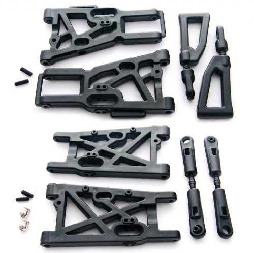 Kyosho Inferno GT2 VE BL Front Rear Upper Lower Suspension ARMS RODS TURNBUCKLES ()