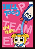 Pop Team Epic Pipimi & Popuko Vol.1 65pcs Trading Card Game Character Sleeve Anime Art F Sleeve Collection