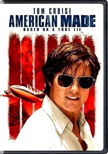 American Made (DVD, 2017) Action, Comedy, Crime - What Sale Stores Toms